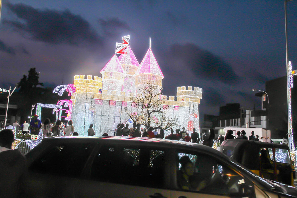 Zenith Bank Lights Up Lagos In The Spirit Of Christmas (Photos)