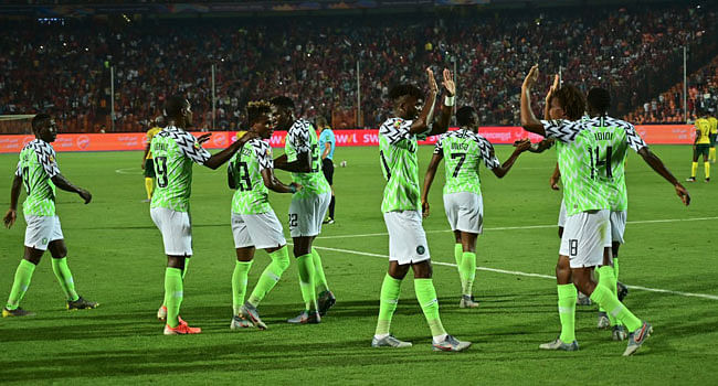 AFCON 2021 Qualifier: Super Eagles Edge Benin Republic 2-1 In Uyo