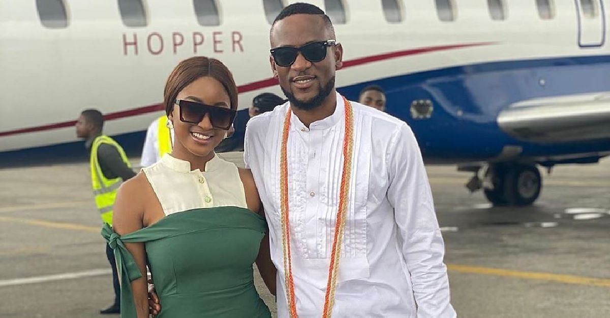 Kim Oprah Visits Omashola's Hometown To Express Her Love For Him
