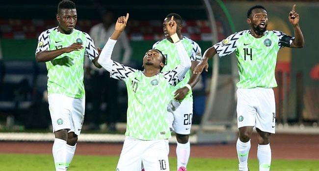 AFCON U-23 Championship: Nigeria Back In Contention After 3-1 Against Zambia