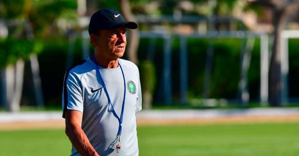 Rohr Deserves A Contract Extension - Ex-International, Benedict Akwuegbu