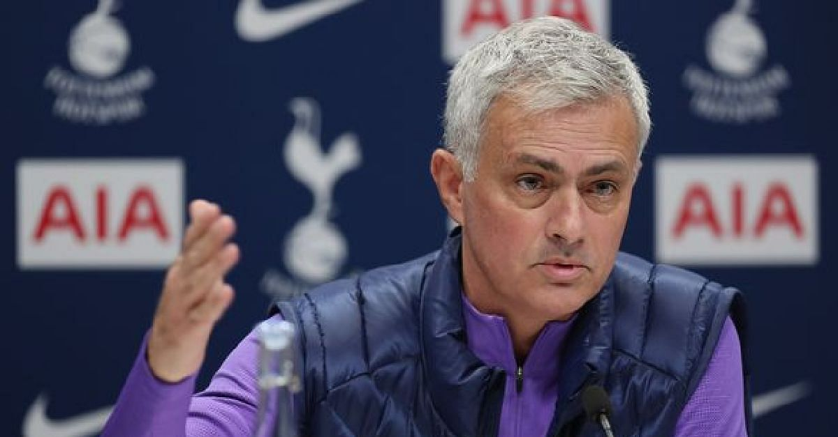 New Spurs Boss, Jose Mourinho, Makes Premier League Title Promise To Fans