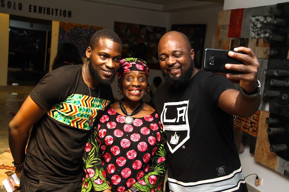 GAB Celebrates First Anniversary With Taiwo Ajayi-Lycett (Photos)