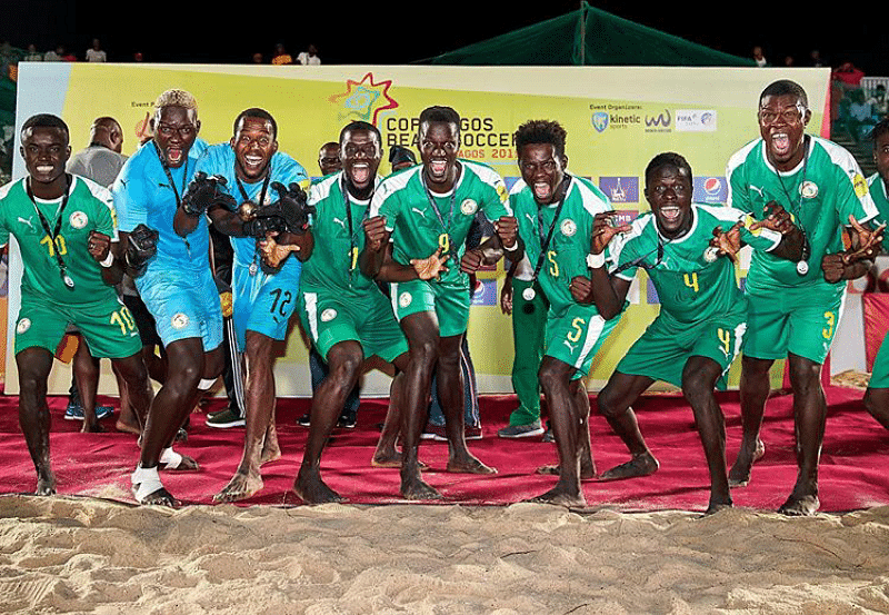 Senegal Retains COPA Lagos Beach Soccer Title, Nigeria Finishes Second