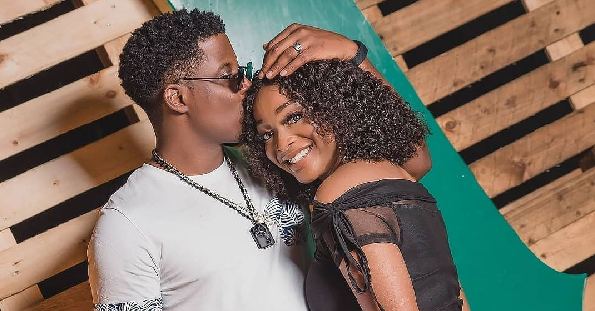 BBNaija's Seyi Professes Love To Long Time Girlfriend On Her Birthday