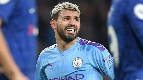 Aguero To Miss Manchester Derby - Man City Boss