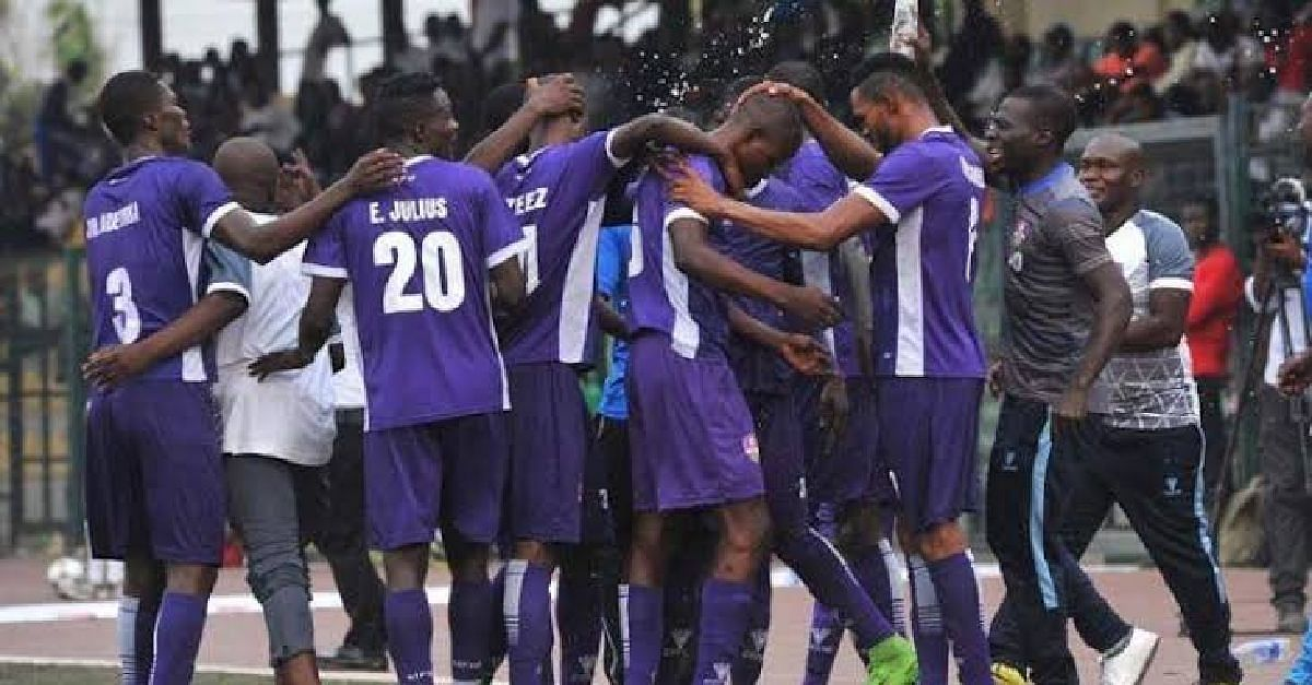 NPFL: MFM Clinch Late Equaliser At Home Against Impressive Warri Wolves