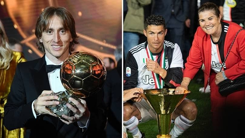 Cristiano Ronaldo's Mother Says Her Son Was Robbed Of 2018 Ballon D'Or Award