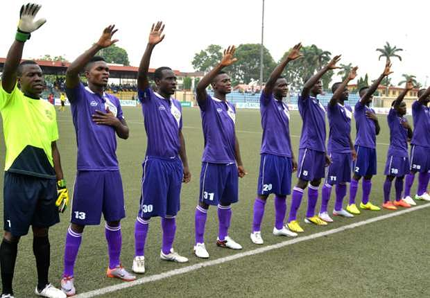 MFM's Game Against Warri Wolves Moved From Soccer Temple