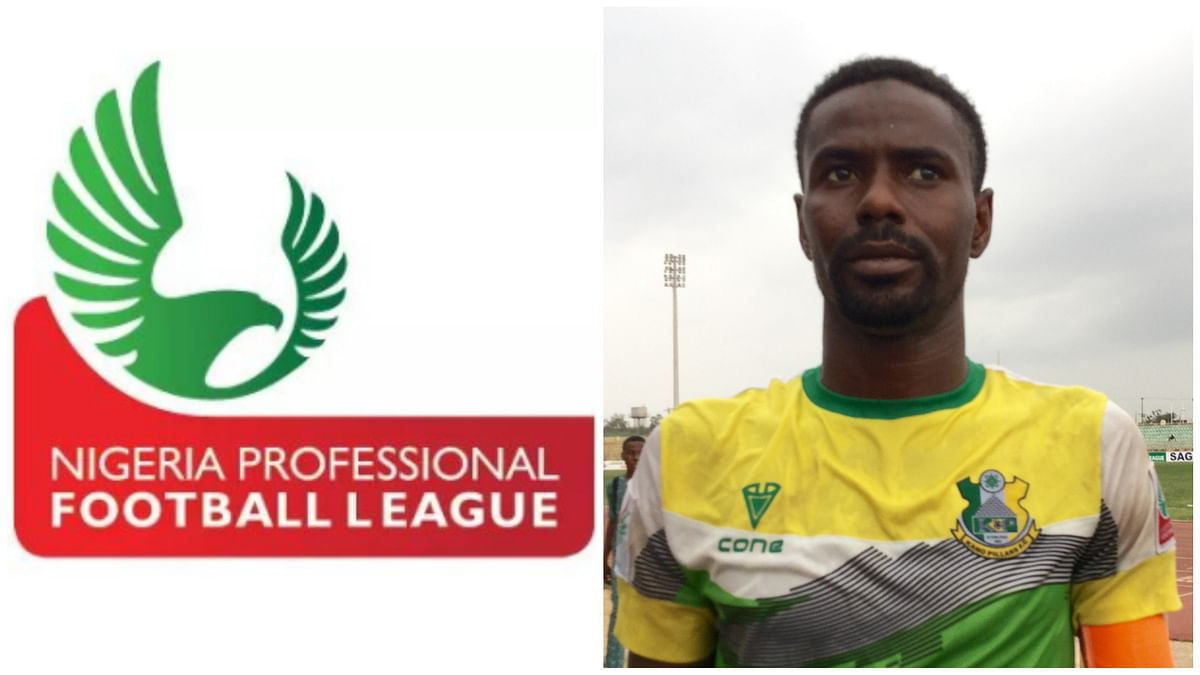 Rabiu Ali's NPFL Ban Suspended By The League Management Company