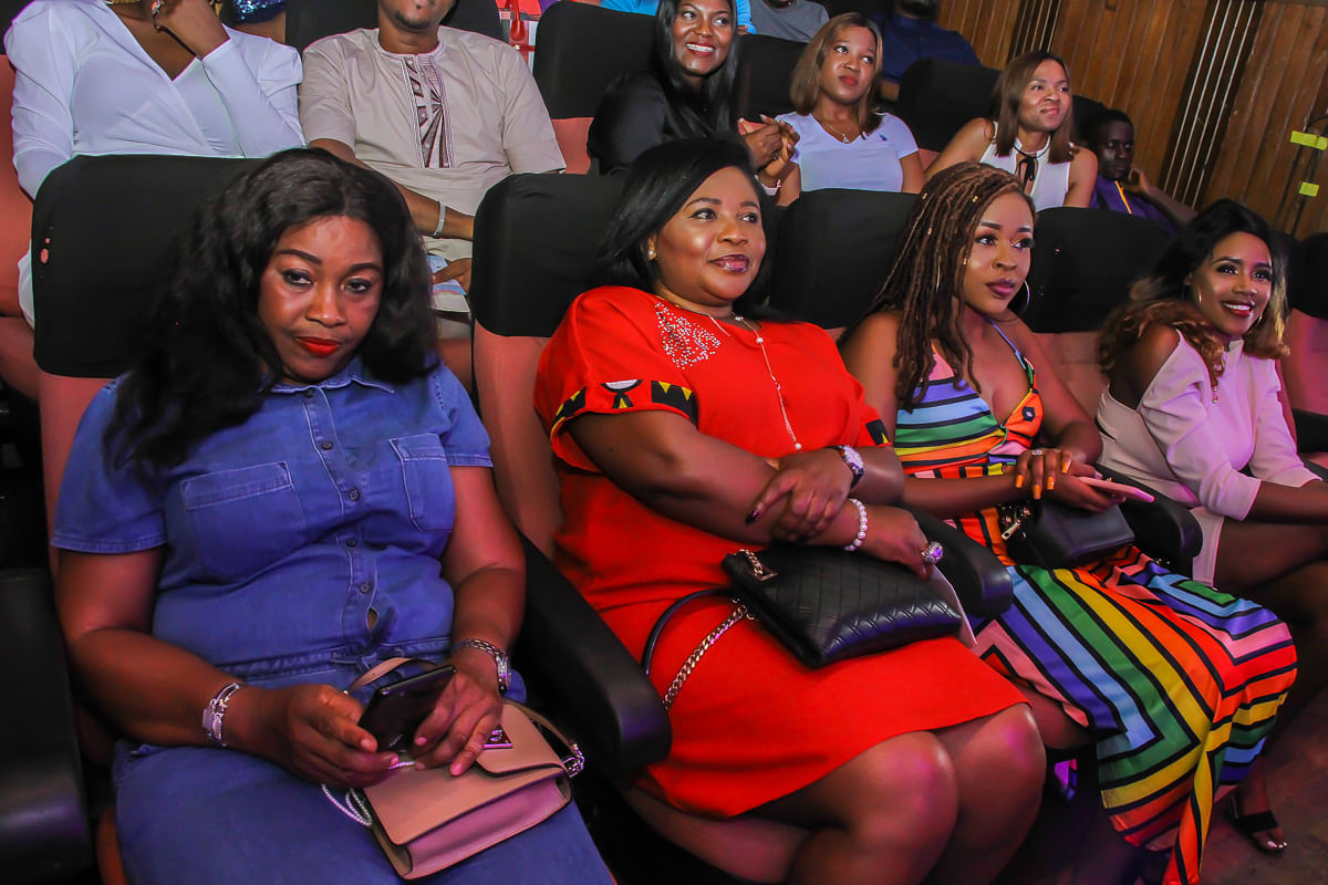 Alibaba Presents The 5th Edition Of His Spontaneity Event (Photos)