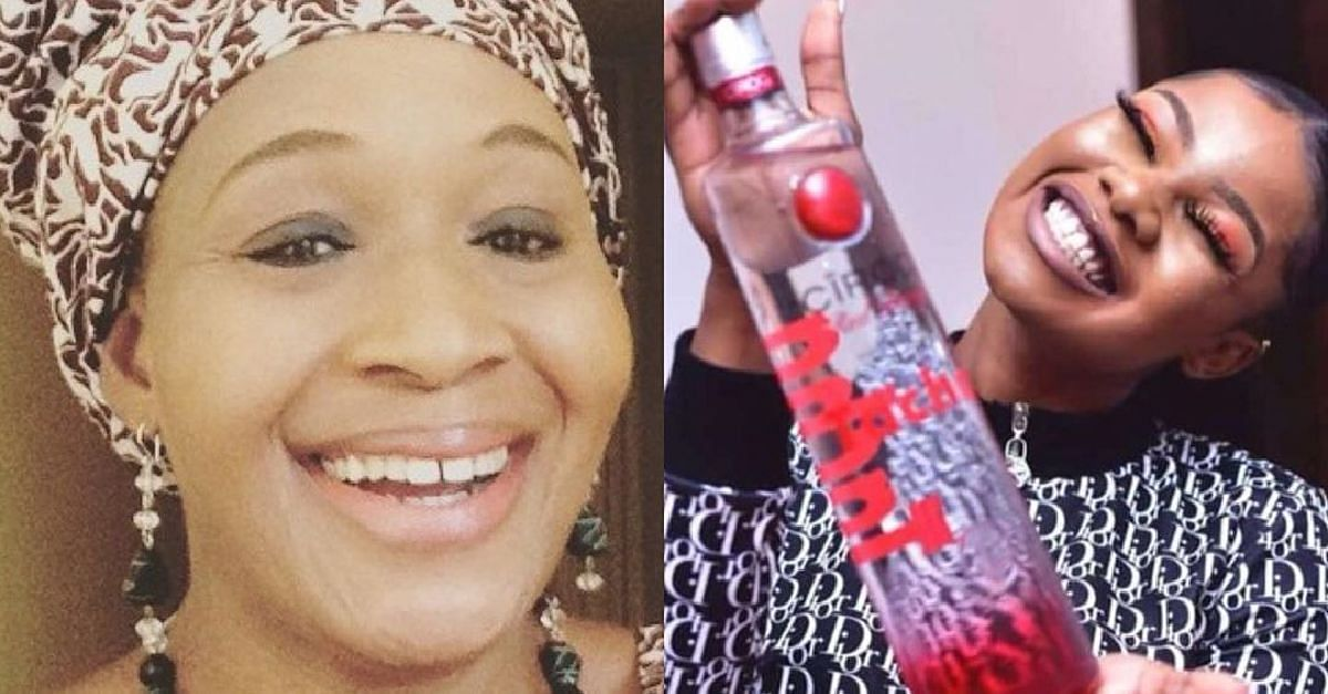 Tacha Did Not Get An Endorsement Deal With Ciroc - Kemi Olunloyo