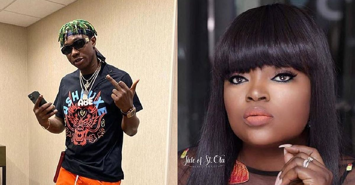 Zlatan Begs Funke Akindele To Be Featured In 'Jenifa's Diary'