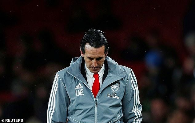 Unai Emery Axed By Arsenal, Ljungberg Takes Over On Caretaker Basis