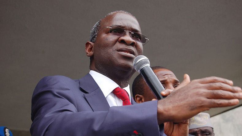 Nigerian Roads Are Not That Bad - Fashola