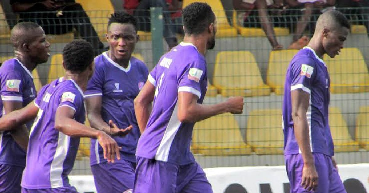MFM Clinch Late Equaliser At Home Against Impressive Warri Wolves