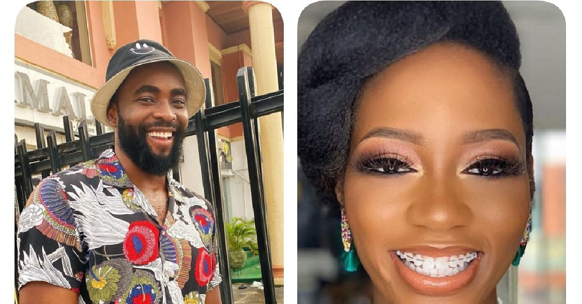 BBNaija: Gedoni Professes Undying Love For Khafi As She Turns 30