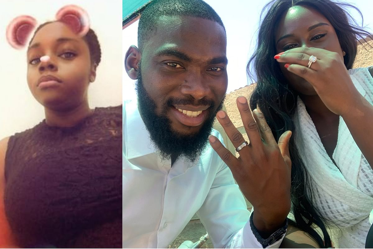 It Will End In Tears - Lady Tells Boyfriend After Leaving Her For A South African Lady