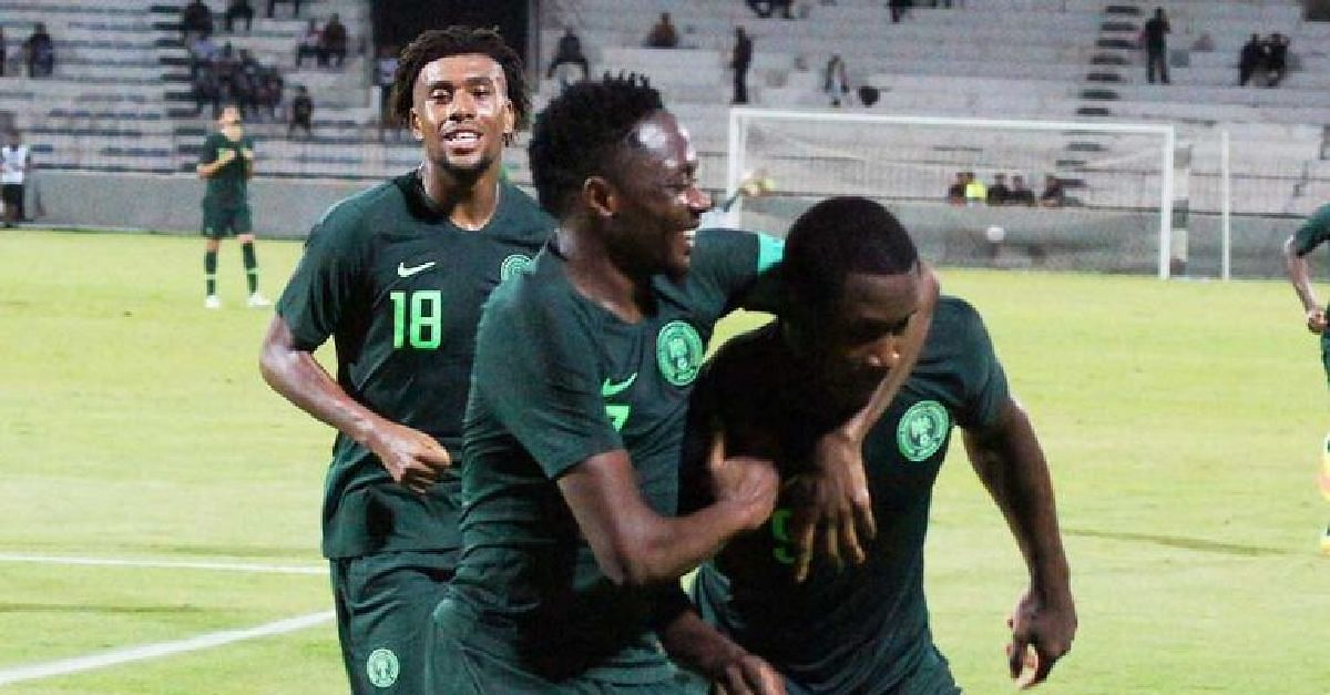 Nigerian Quartet, Ndidi, Iwobi, Uzoho And Ighalo Nominated For CAF XI