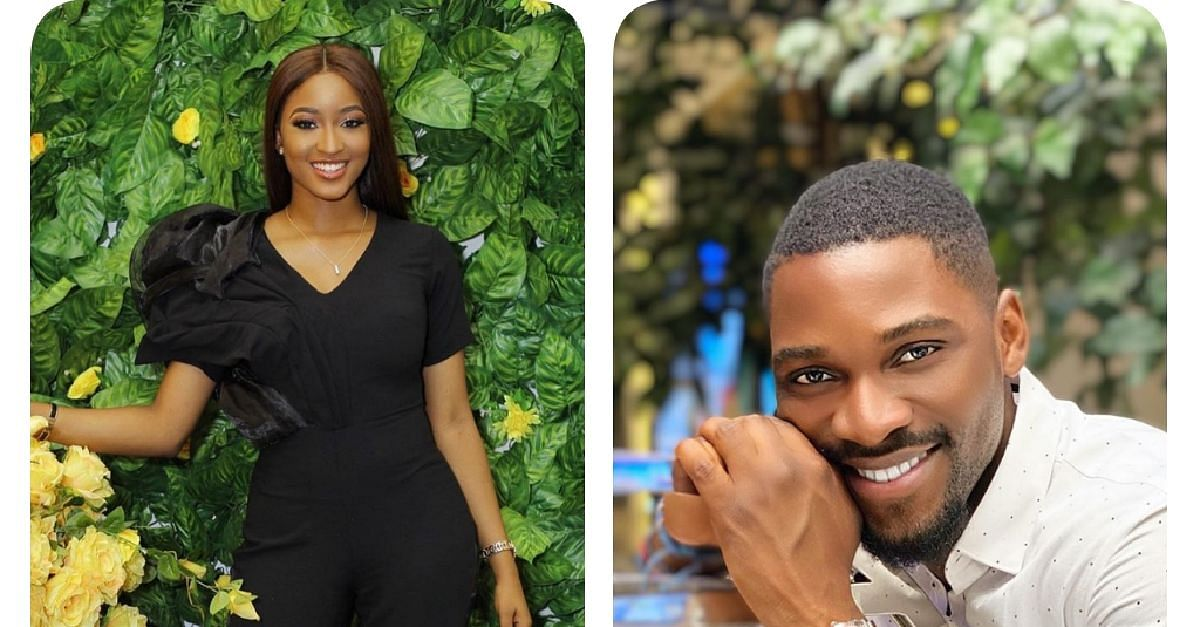 BBNaija: Are Tobi Bakre And Kim Oprah Romantically Involved?