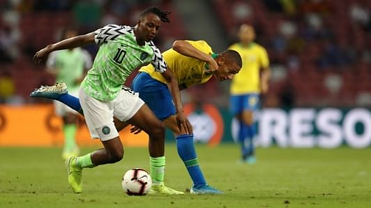 Gernot Rohr To Wait Till Last Moment To Decide If Aribo Will Start