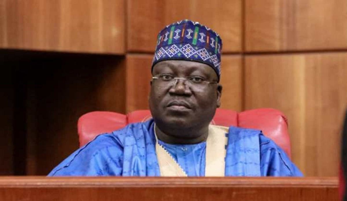 Senate President, Ahmed Lawan, Congratulates Kogi And Bayelsa Governor-Elects