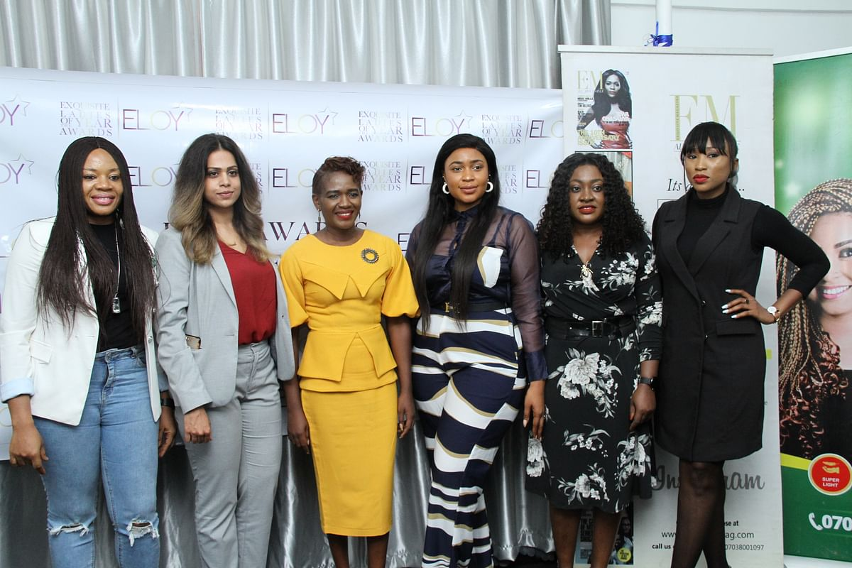 ELOY Awards 2019 Press Conference: Introducing The 'He For She' Category