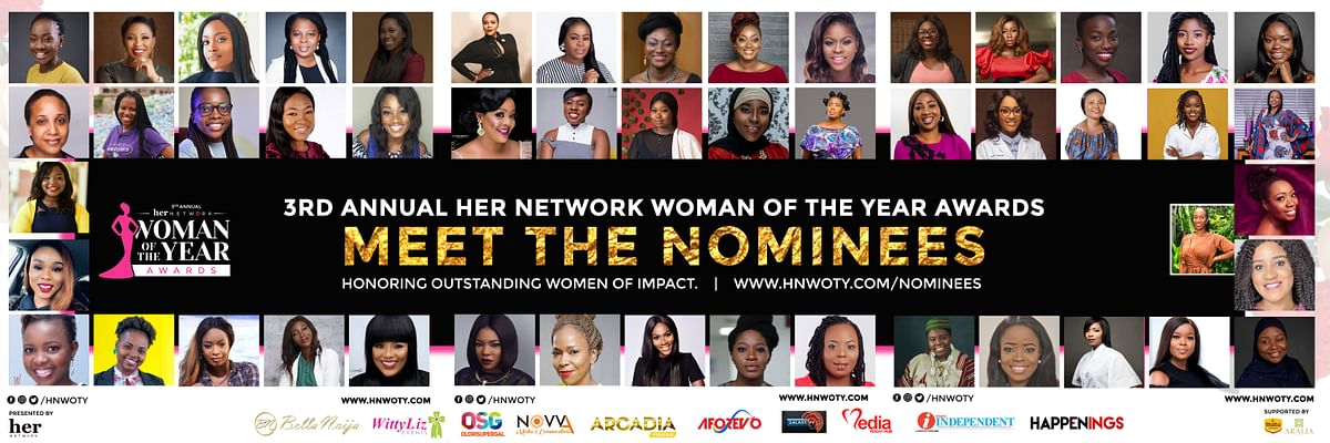 Nominees For The 2019 Her Network Woman Of The Year Awards