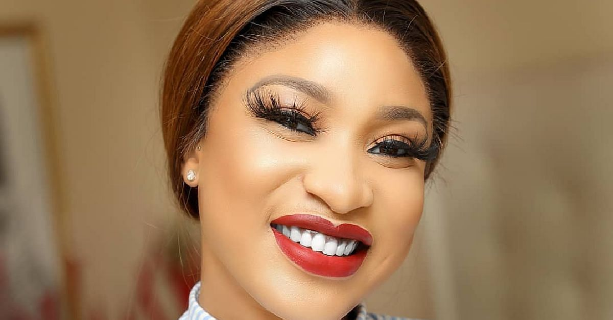 Tonto Dikeh's Arrest Has Been Confirmed, Bail Has Been Turned Down