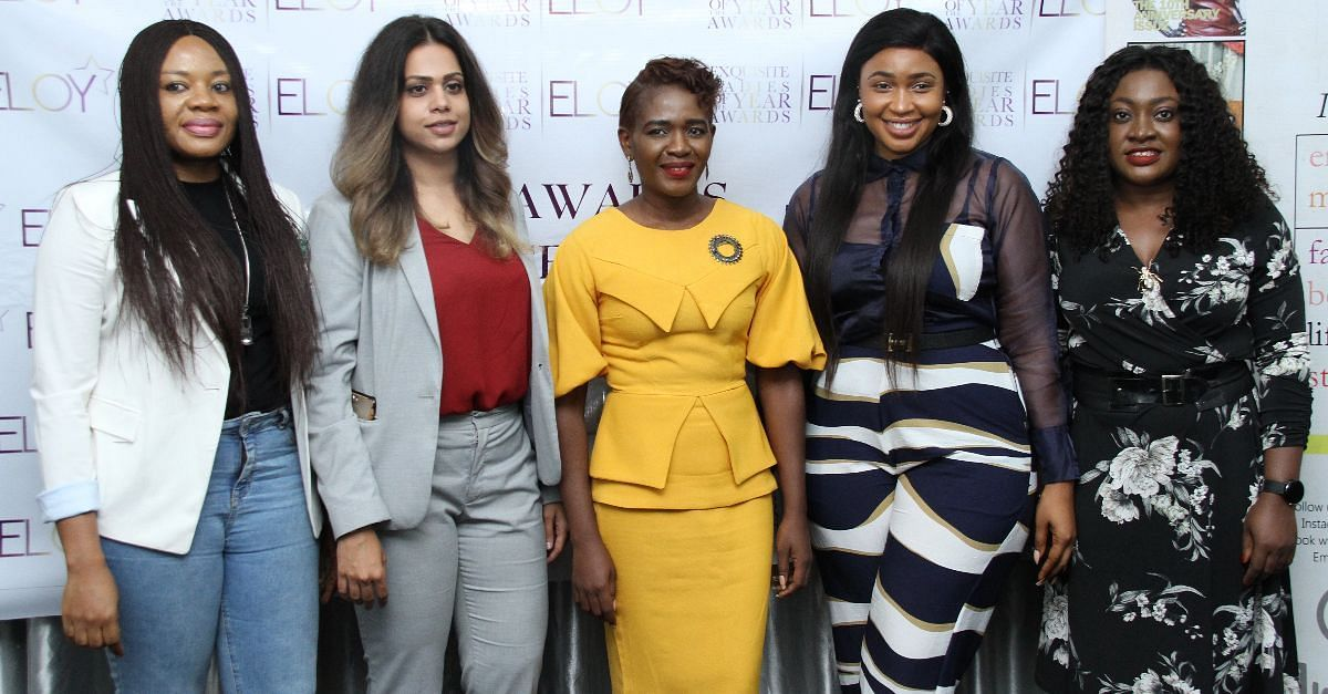 ELOY Awards Press Conference: Introducing 'He For She' Category