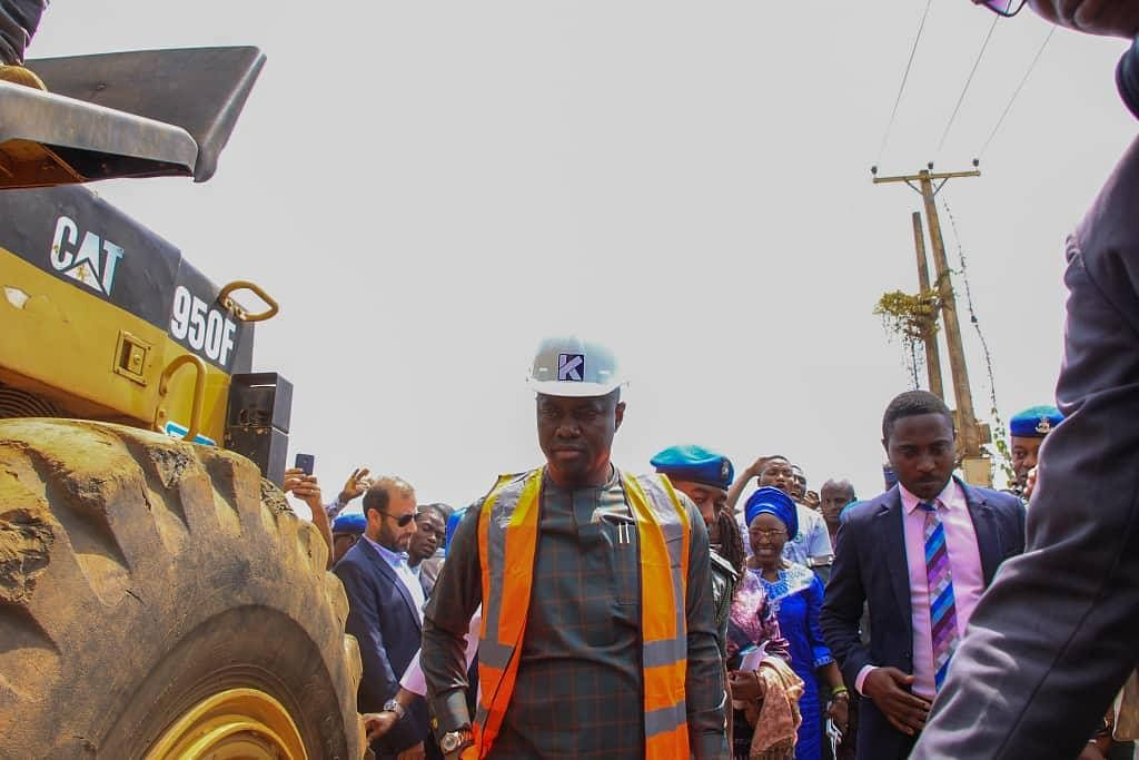 Governor Seyi Makinde Flags Off Reconstruction Of Moniya-Ijaye-Iseyin
