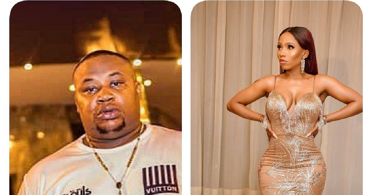 Cubana Chief Priest And Mercy Eke Fight Over Moet And Chandon Deal