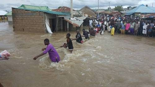 Flood Hits 37 Communities In Benue, One Dead, Many Displaced