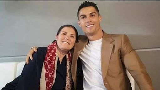 Ronaldo's Mom Says Her Son Was Robbed Of 2018 Ballon D'Or Award