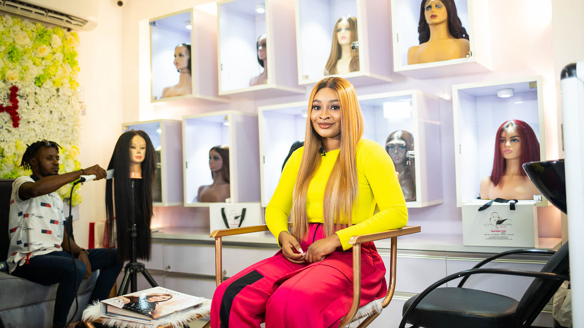 """Hair Business Is Not A Crowded Space If You're Good At What You Do,"" Says CEO CM Hair By Hills"
