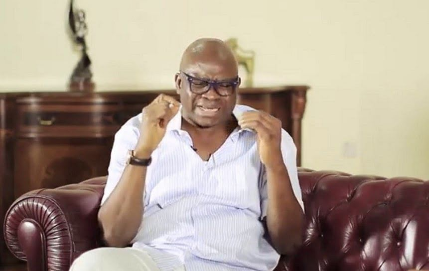 I Apologize To All Those I Have Offended- Ayo Fayose