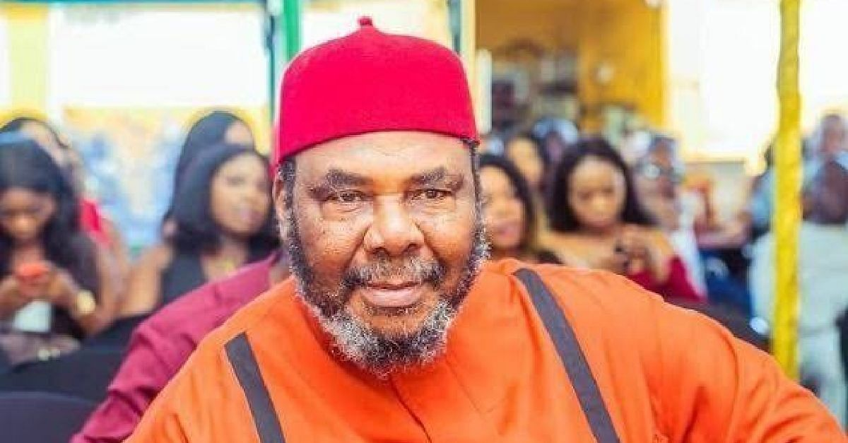 Pete Edochie Reveals Why He Can't Go Into  Politics