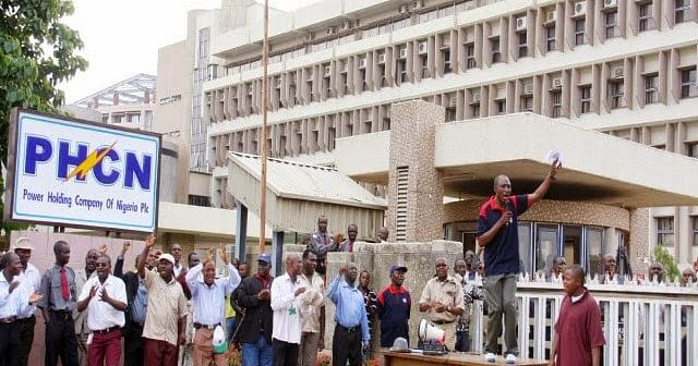 Electricity Workers' Strike