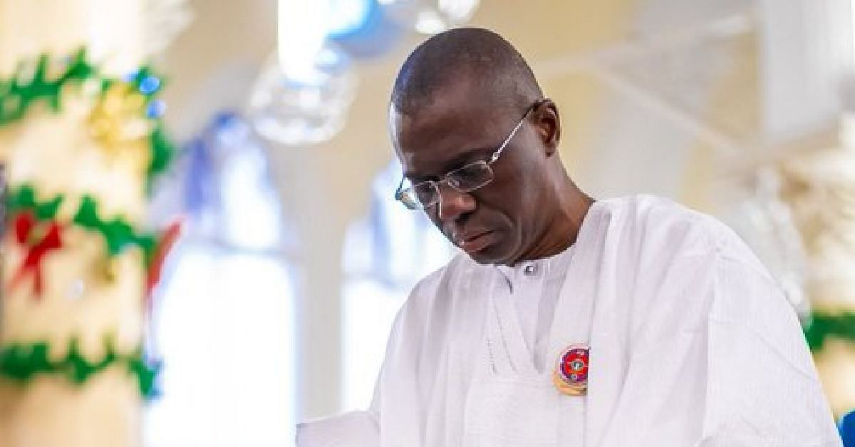 Governor Sanwo-Olu Pardons Six Inmates On Christmas Day