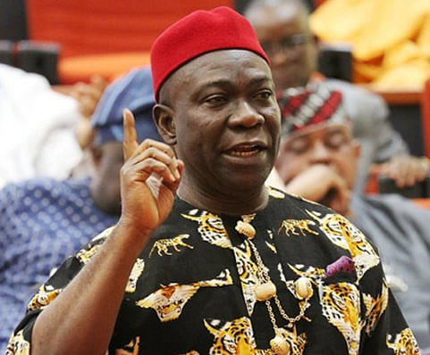 Ekweremadu Asks FG To Declare State Of Emergency On Unemployment
