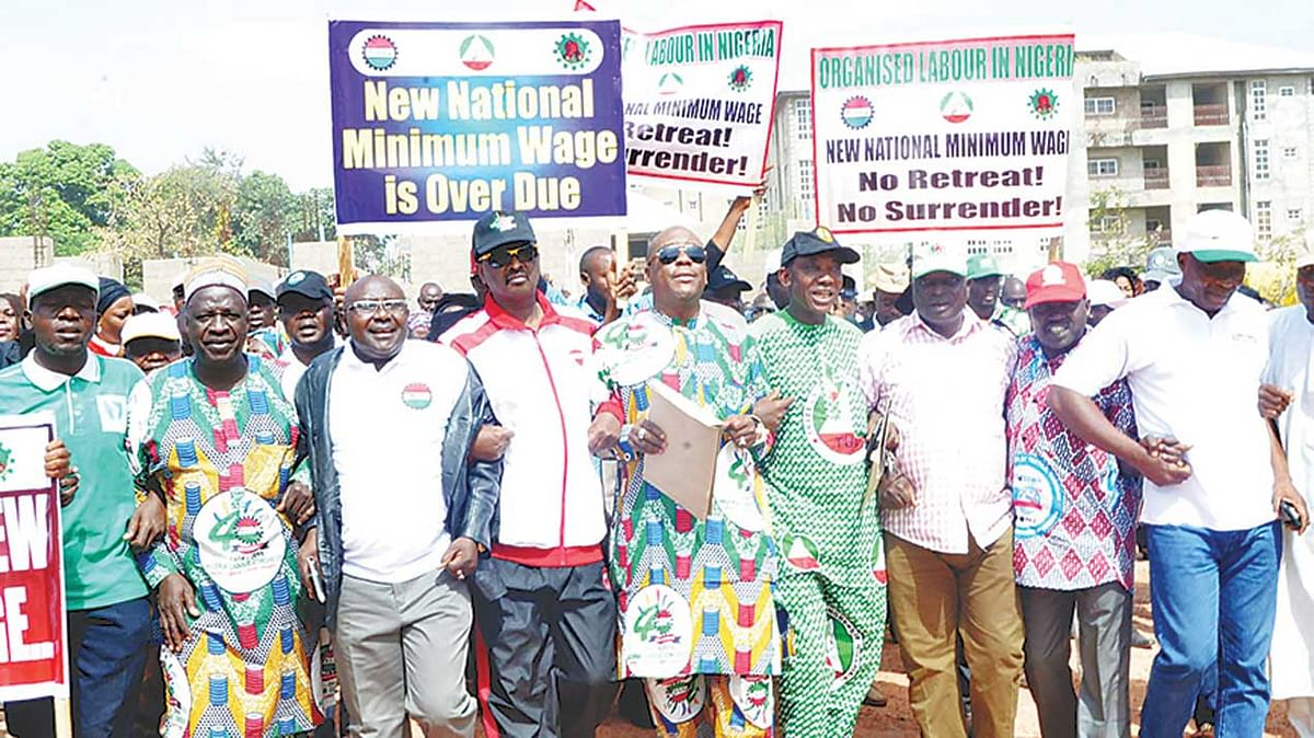 Minimum Wage: NLC Gives States December 31st Ultimatum