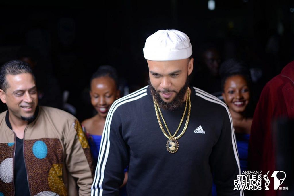Jidenna In Kampala For The Abryanz Style And Fashion Awards 2019