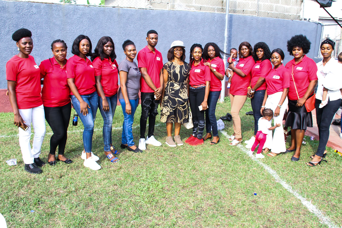 See Beautiful Moments From The Ja Balloons Christmas Funfair (Photos)