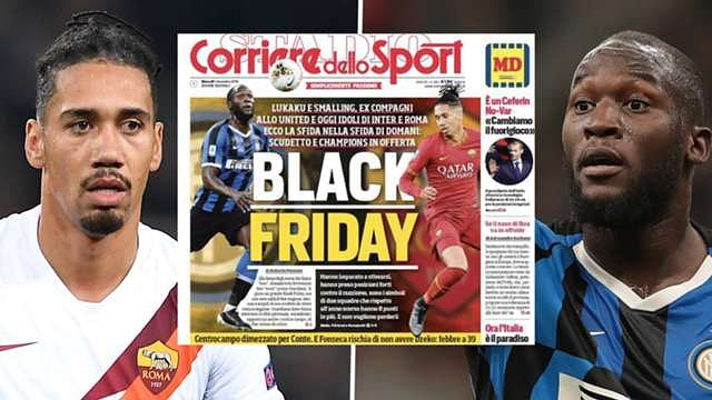 Roma And AC Milan Ban Corriere Dello Sport Over Racist Headline