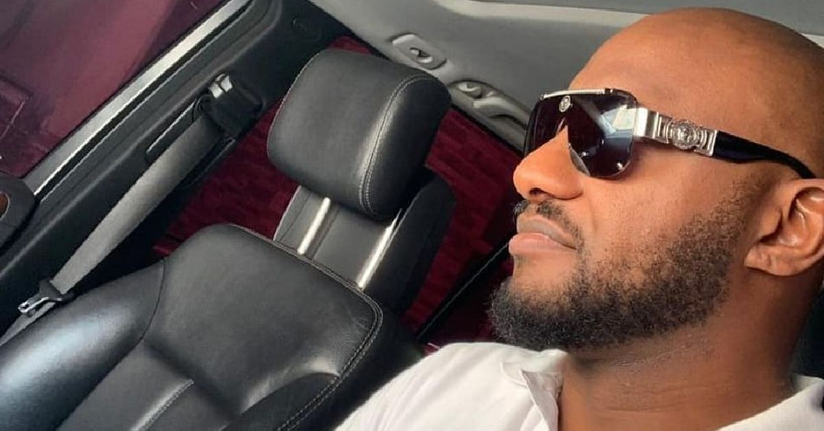 Yul Edochie Reacts To Angela Okorie's Attack Claims