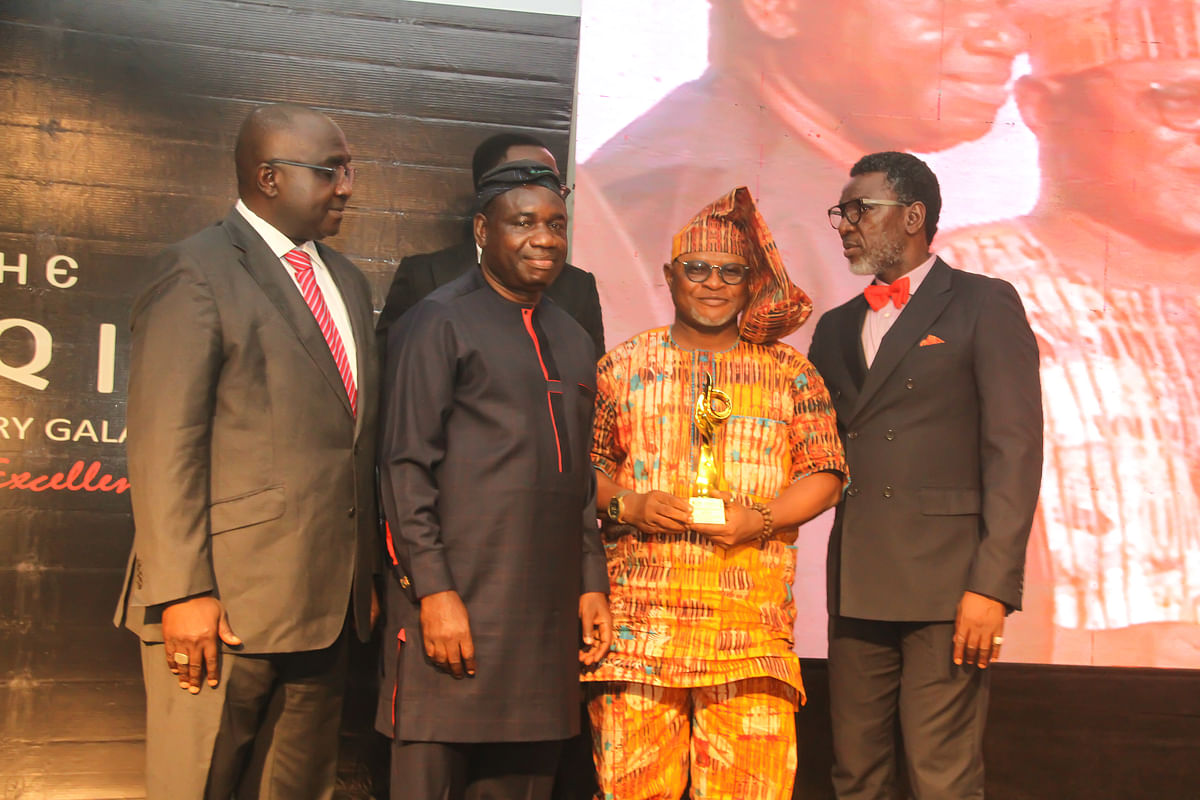 See Photos From The Lapriga Awards And Gala Night