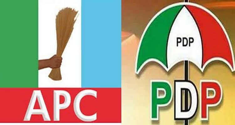 APC Hits At PDP, Says It Held Nigeria By The Throat For 16 Years
