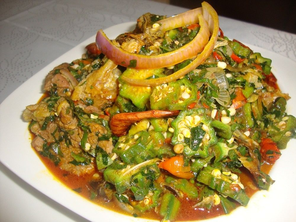 7 Reasons Why Pregnant Women Should Eat Okra Soup