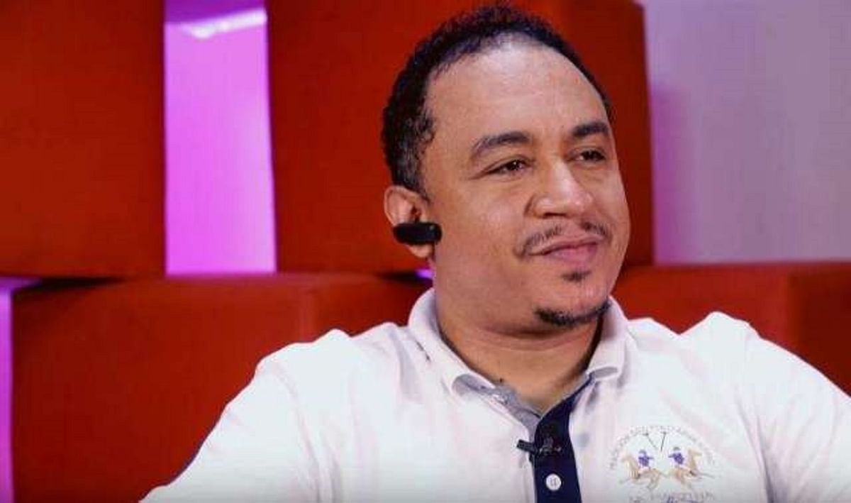 Daddy Freeze Calls Out Music Stars Who Wear Fake Designer Clothes