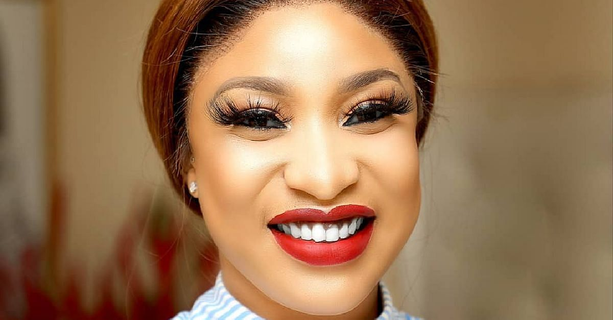 Tonto Dikeh Shares Chat With A Prospective Sugar Daddy